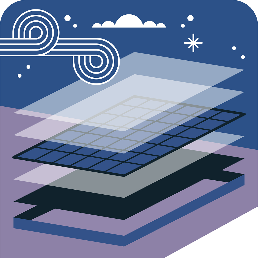 Do solar panels work in the winter 1